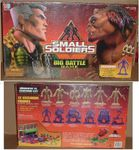 Board Game: Small Soldiers Big Battle Game