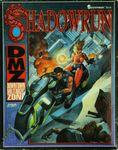 Board Game: Shadowrun: DMZ Downtown Militarized Zone