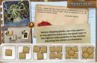 Board Game: Harbour: Market Owner