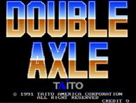 Video Game: Double Axle