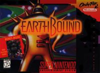 Video Game: EarthBound