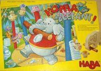 Board Game: Hoppla Elefant!