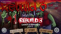 Video Game: Rebuild 3: Gangs of Deadsville