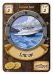 Board Game: Fleet: Salmon License