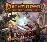Board Game: Pathfinder Adventure Card Game: Rise of the Runelords – Base Set