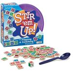 Board Game: Stir 'em Up! The Flipping & Switching Word Game