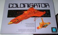 Board Game: Colonisator