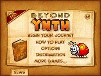 Video Game: Beyond Ynth