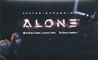 Board Game: Alone: Avatar Expansion