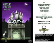 RPG Item: Secrets of the Mind Masters