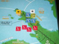 Board Game: The South Seas Campaign, 1942-43