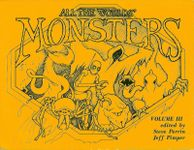 RPG Item: All the Worlds' Monsters III
