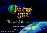 Video Game: Phantasy Star IV