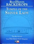 RPG Item: 0one's Blueprints Backdrops: Temple of the Silver Lady