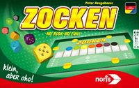 Board Game: Zocken