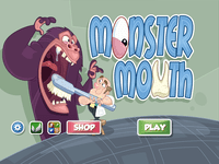 Video Game: Monster Mouth