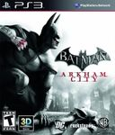 Video Game: Batman: Arkham City