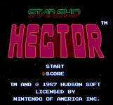 Video Game: Starship Hector