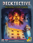 Board Game: Decktective: Bloody-Red Roses