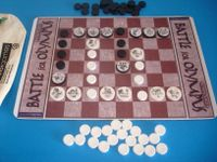 Board Game: Battle for Olympus