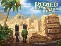 Video Game: Buried in Time