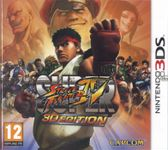 Video Game: Super Street Fighter IV: 3D Edition