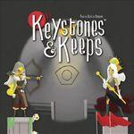 Board Game: Catacombs & Castles: Keystones & Keeps