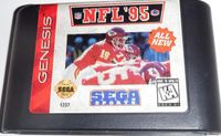 Video Game: NFL '95