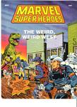 RPG Item: MT2: The Weird, Weird West