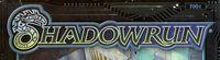 RPG: Shadowrun (3rd Edition)