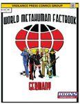 RPG Item: World Metahuman Factbook: Germany (ICONS)