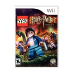Video Game: LEGO Harry Potter: Years 5-7