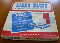 Board Game: Liars Bluff