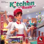 Board Game: Kitchen Rush (Revised Edition)