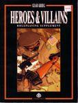 RPG Item: Heroes & Villains