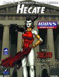 RPG Item: Jacob E. Blackmon's Iconic Legends: Hecate