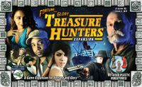 Board Game: Fortune and Glory: Treasure Hunters Expansion