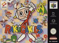 Video Game: Rakuga Kids