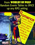 RPG Item: Random Events Tables: Romance