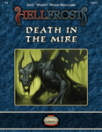 RPG Item: V4: Death in the Mire