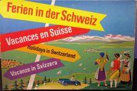 Board Game: Holidays in Switzerland