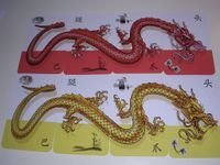 Board Game: 8 Dragons