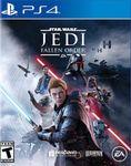 Video Game: Star Wars: Jedi Fallen Order