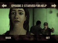 Video Game: The Walking Dead: A TellTale Game Series - Season 1: Episode 2: Starved For Help