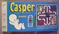 Board Game: Casper the Friendly Ghost Game