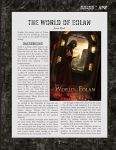 RPG Item: The World of Eolan
