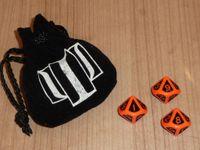 RPG Item: Trinity Dice Set