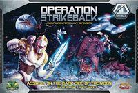 Board Game: Galaxy Defenders: Operation Strikeback