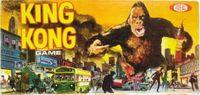 Board Game: King Kong Game