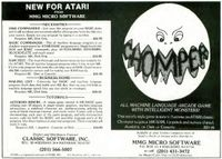 Video Game: Chomper